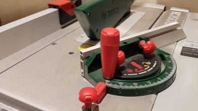 Die Bosch PTS-10 CS Tischkreissäge